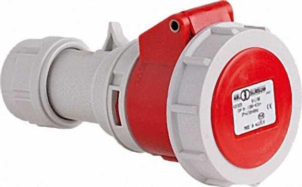 ABL SURSUM K51S35 CEE-Kupplung Wasserdicht mit Verschraubung 16A IP67