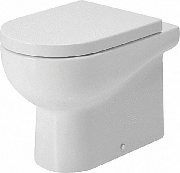 WC 'Nuvola' bodenstehend