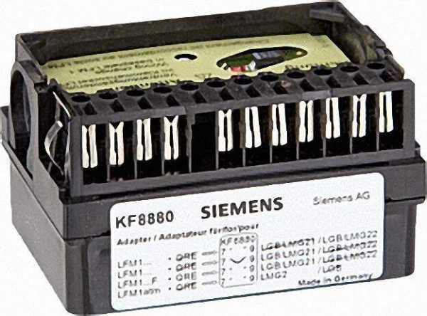 L & G Adaptersockel KF 8880