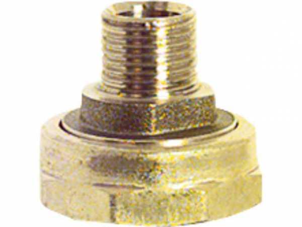 Verschraubung für Vortex Pumpe 1 1/4'' ÜWM x 1/2'' a / LV 15 i 1 Paar