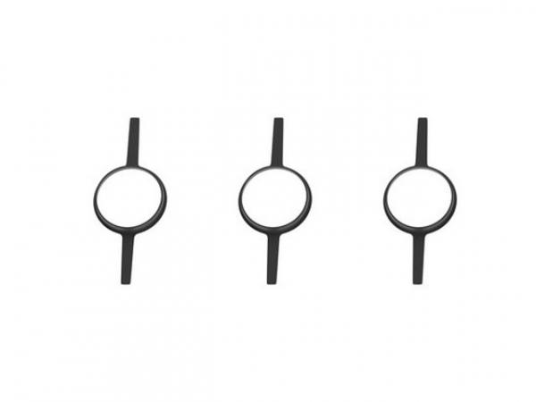 Buderus Abstandhalter, Ø 125 mm, 4 Stück, 7738112592