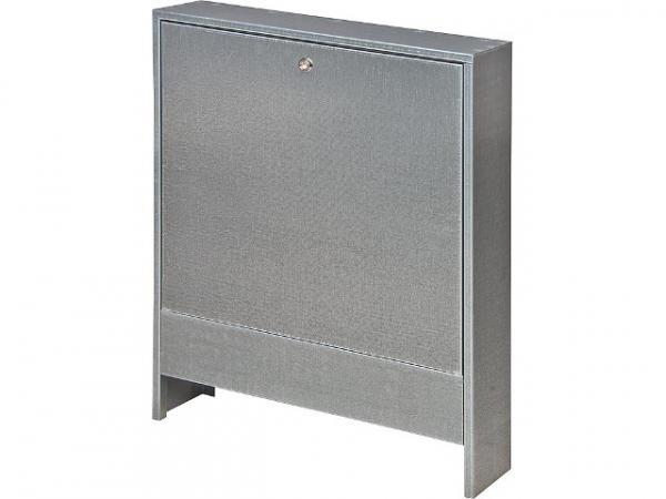 WS-VA 4/V Aufputz-Verteilerschrank BxHxT 832x665x130 verzinkt