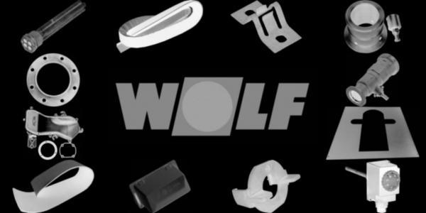 WOLF 8885704 Gasstrecke komplett