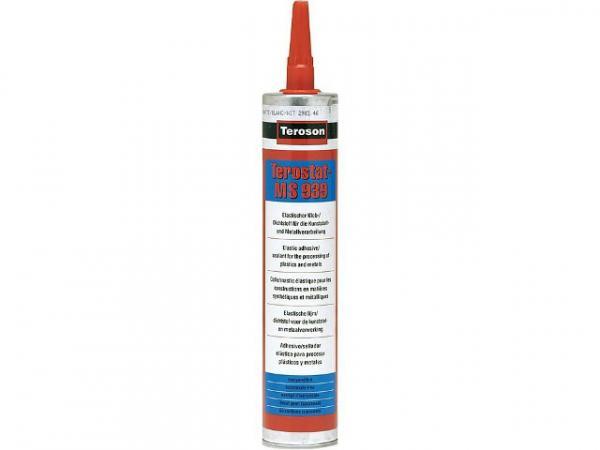 Terostat MS 939 Elastischer Kleb-/Dichtstoff grau, 290ml