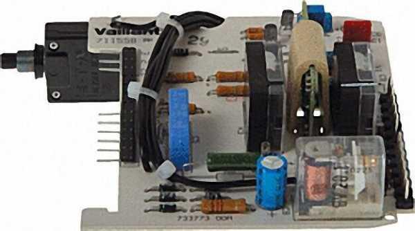 Gasfeuerungsautomat 10-0555