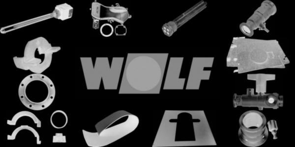 WOLF 8904280 Gesamtmontage Kleinteile FB/CB A´03