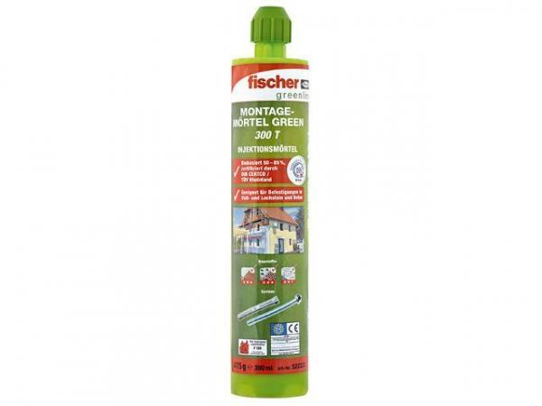 FISCHER 522223 Montagemörtel GREEN 300 T VPE 1 Stück