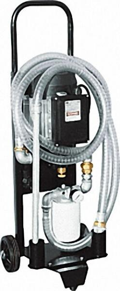 Hydrauliköl-Reiniggungsgerät Typ ST Depuroil