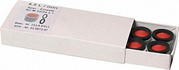 Siebeinsatz für Spar-Strahlregler M 22/24x1 mit Gummidichtung Spar 4,5 l/min ''''VPE 10 Stück ''''