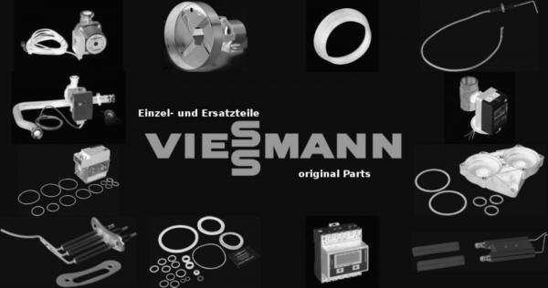VIESSMANN 7332435 Vorderblech RG4/RS4 125-305