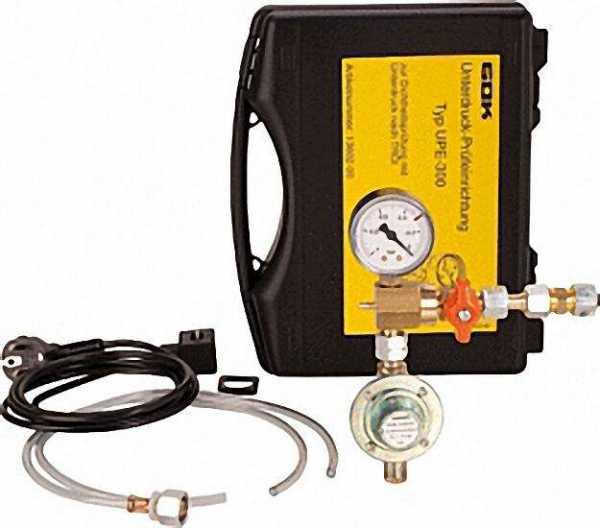 Unterdruck-Prüfeinrichtung Typ UPE-300
