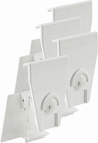 BUDERUS/SIEGER Schnappverschluss (2 Stück rechts/2 Stück links) passend für Buderus BK11W29/60