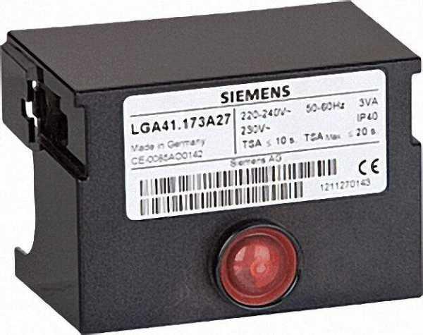L & G Gasfeuerungsautomat ( 5 Sek.) LGA 41.153