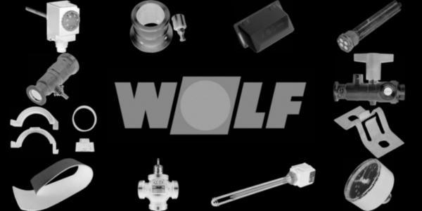 WOLF 1731305 Frontverkleidung
