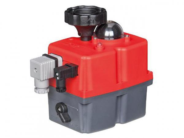 EFFEBI Elektro-Antrieb für Kugelhähne Typ EL035 24V