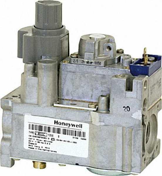 Gas-Kombinationsventil 1/2'' 24V-50Hz + Zubehör V8600C1053 ersetzt V8600C1020U