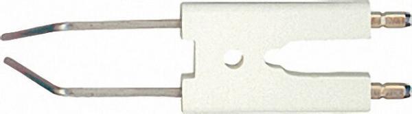 Doppelzündelektrode für Weishaupt WL 20 bis ca. 88 241,200. 1019/7