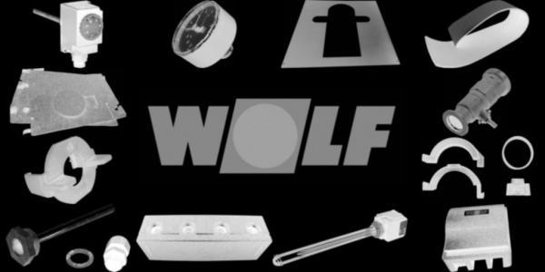 WOLF 8906728 Dichtschnur-Set Wendek.-Türe Eurotwinbis Herstellnummer 999
