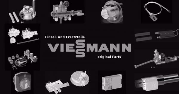 VIESSMANN 7810819 Aufnahme Betriebsanleitung