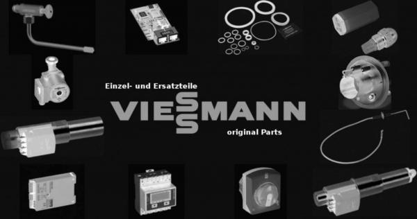 VIESSMANN 7810833 Aufnahme Betriebsanleitung