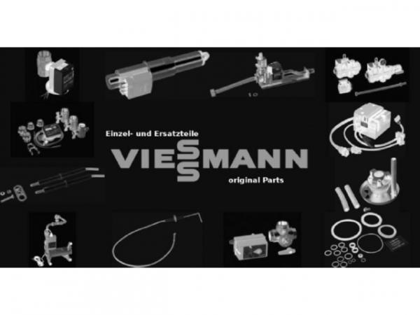 Viessmann Oberblech Vitosilber 7868463