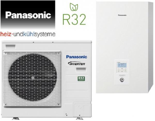 Panasonic WH-MDC09H3E5 9 kW einphasig 230 V CZ-NS4P Funktionsplatine