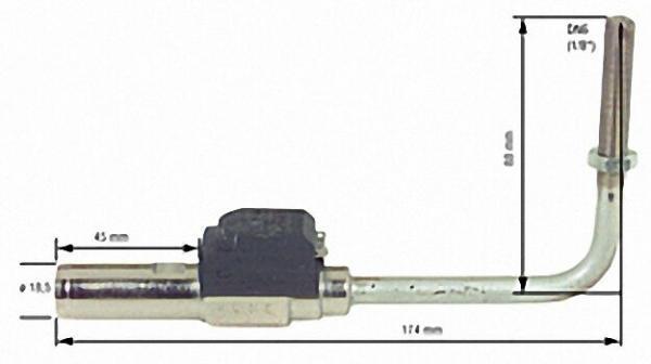 Ölvorwärmer für Olymp NT-Heizautomat V 81/SST 65 Watt