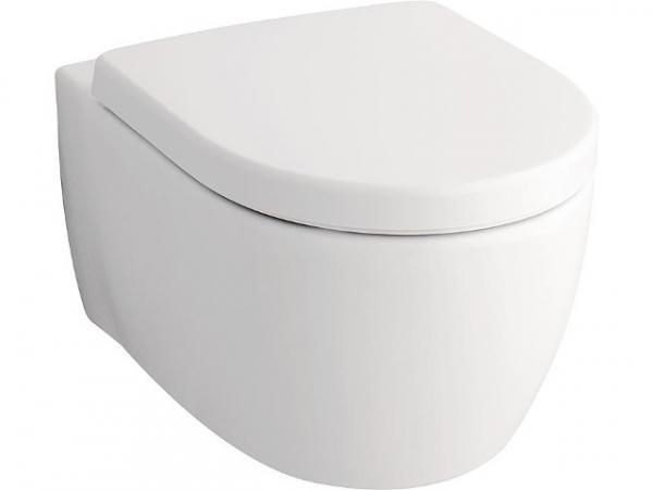 Wand-Tiefspül-WC Keramag Icon Rimfree, 6l , spülrandlos