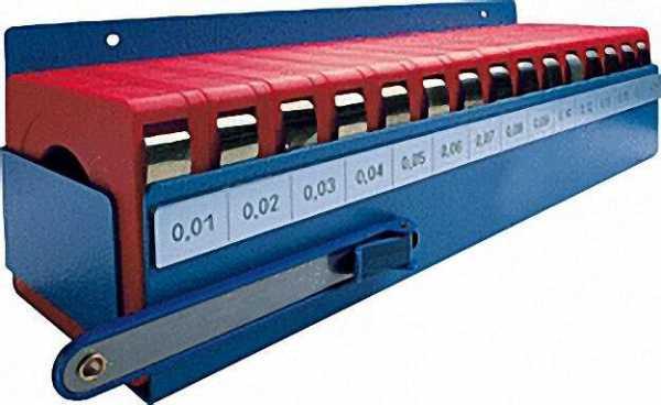 Fühlerlehrenband-Set 15-tlg. (H)