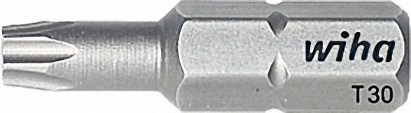 WIHA Bits 1/4'' Torx 40 Z 25mm Typ 7015 Z