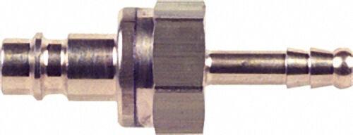Rückflußdämpfer Schlauchanschluß Typ 26 8mm