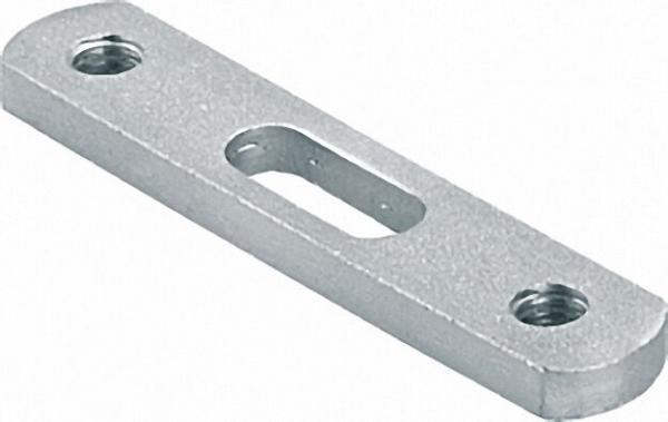 FISCHER Doppelhalterplatte DPP Gewindeabstand 85mm / M 8 VPE 1 Stück