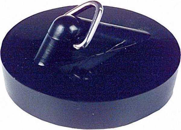 Magnet-Ventilstopfen mit Dreieckbügel oberer f 45,5mm für emaillierte Spühlb. und Stahlbadewannen sc