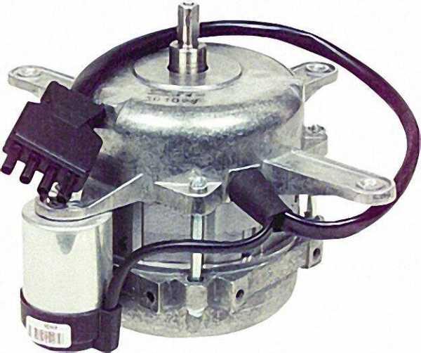 Brennermotor für Viessmann Unit Gas 14-67KW