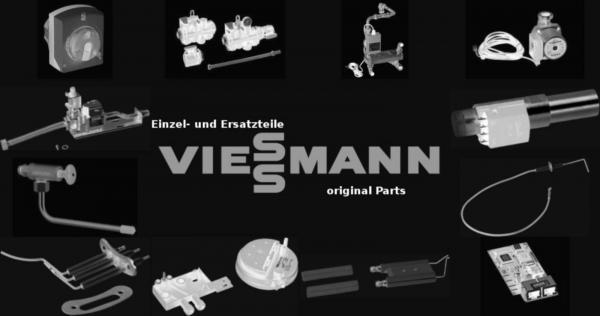 VIESSMANN 7332971 Vorderblech oben VSB72+89