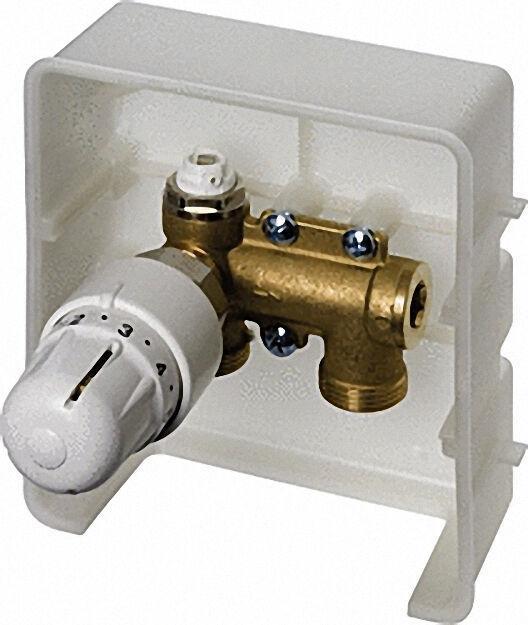 Regelbox ER-TH Eurokonusanschluss, 3/4'' mit kurzem Thermostatkopf