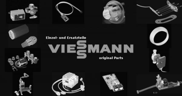 VIESSMANN 9501600 Temperaturregler 35-110°C Schaltdif. 5K