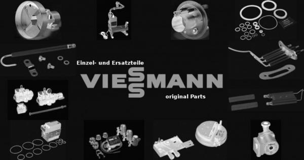 VIESSMANN 7840276 Anschlussrohr Pumpe-PWT
