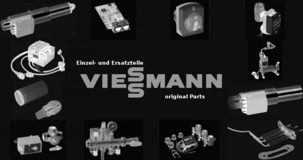 VIESSMANN 7238327 Vorderblech Mitte VSB37/46/57