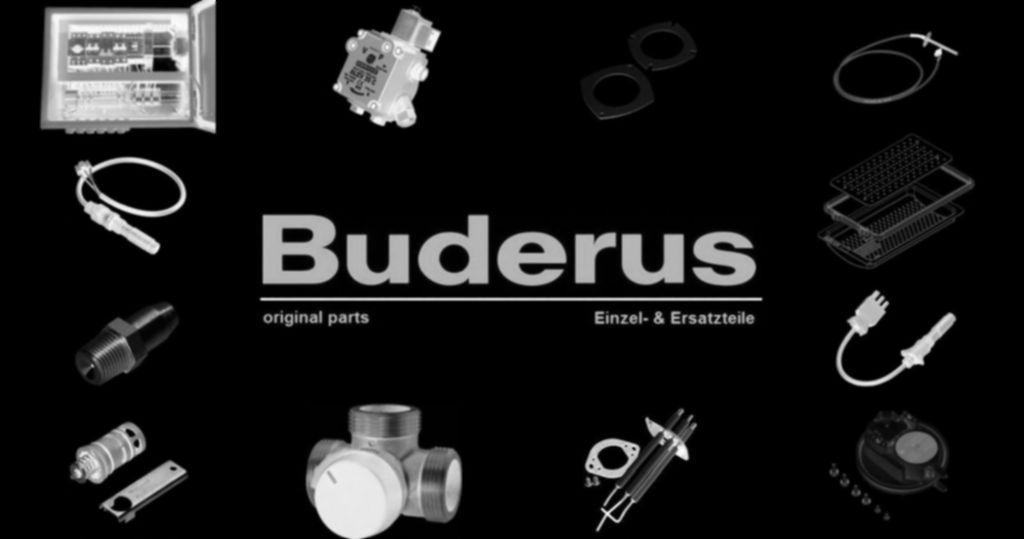 Buderus 8735100071 Wärmesch Pufferspeicher 750/5-80V W ever