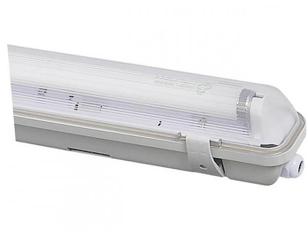 LED Feuchtraumleuchte 120cm 1x 14W 2100lm 4000k IP65 IK08 mit Bewegungssensor