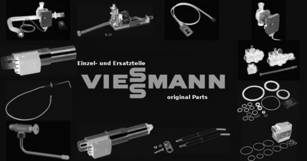 VIESSMANN 7076535 Russabsperrgehäuse I für Flammino 01