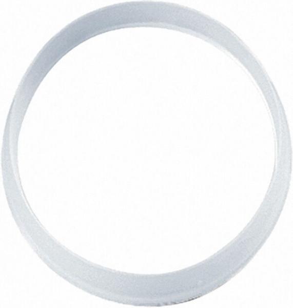 Keil-Plast-Ringe Transparent 1 1/2'' 44x39x8mm 50 Stück