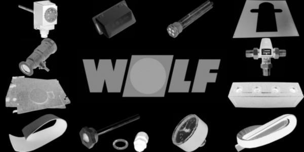 WOLF 8900574 Verkleidung oben vorne, Achat