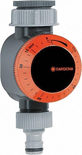 GARDENA Bewässerungsuhr automatischer Abschaltung Dauerwasserdurchlauf einstellbar
