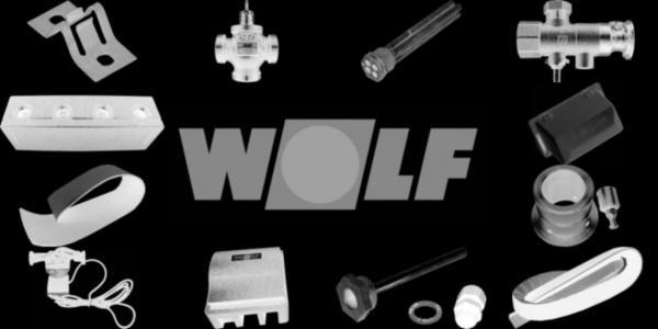 WOLF 1615335 Isolierung Gussblockdeckel