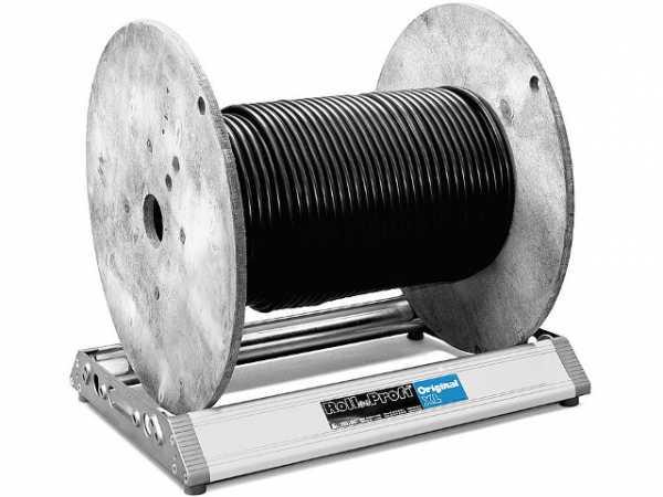 Kabeltrommel-Abroller Roll..Profi Original XL