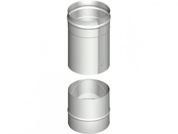 Längenausgleich, zweiteilig DN 180x(210 bis 335)x0, 6mm