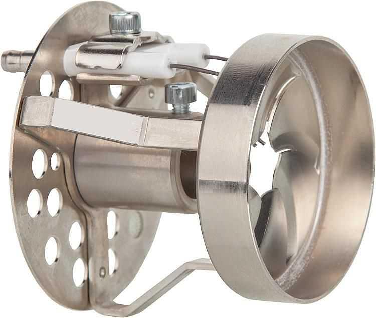 Stauscheibe mit Zwillingselektrode, R1.2-V(-L)-BI Nox Ref.-Nr.