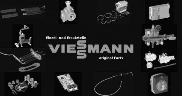 VIESSMANN 7818956 Kesselanschluss-Stück Oberteil